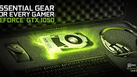 NVIDIA Announces GeForce GTX 1050 And 1050 Ti Graphics Cards