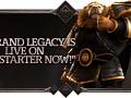 KICKSTARTER LIVE NOW !