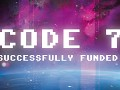 Code 7 receives award and reaches funding goal on Kickstarter