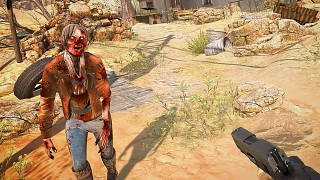 Watch Zombie Shooter Arizona Sunshine's VR Trailer On Rift Or Vive