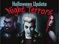 Halloween Update - Night Terrors