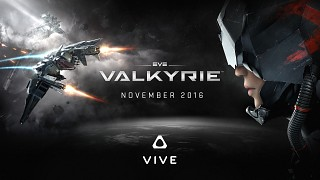 EVE: Valkyrie Launches On HTC Vive This Month