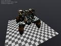 Assault Knights: Crawler mech video. Donated by Slava Z