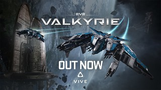 EVE: Valkyrie Has Launched For HTC Vive