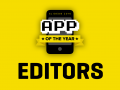 Editors Choice App of the Year 2016