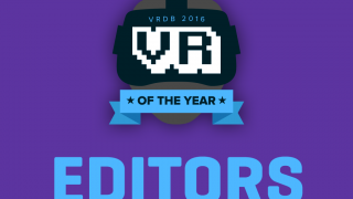 Editors Choice VR of the Year 2016