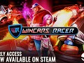 Wincars Racer is now available on Steam Early Access