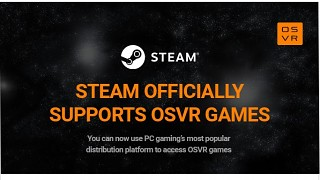 Razer OSVR Headset Now Officially Supported By Steam