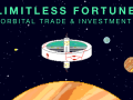 Limitless Fortune: Orbital Trade & Investment is now on Steam Greenlight!