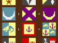 Automated Heraldry: Merging Coats of Arms