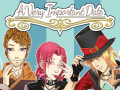 A Very Important Date VN/Otome is on Kickstarter & Greenlight