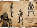 Mysterious Hooded Man