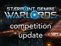 Starpoint Gemini Competition Update