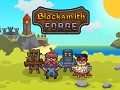 Blacksmith Forge - catching blocks!