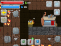 Digger Machine - clearing all blocks!