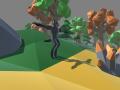 Monster AI (done), DenseBush - MythBox DevLog2
