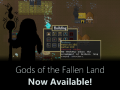 'Gods of the Fallen Land' is now available!