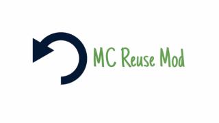 MC Reuse Mod 1.10.2 is here!
