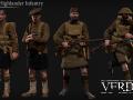 Join the Highlanders in WW1 FPS Verdun!