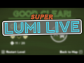 Super Lumi Live - New level clear screen and replays!
