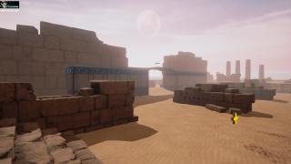 Protonwar - Revised Locomotion, coming very soon!