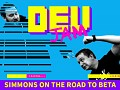 Dev Jam #6 – Simmons on The Road To BETA