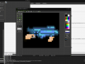 Working on weapon sprites