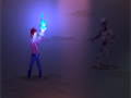 Dungeons of Asfore Update 2: First enemy design