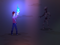 Dungeons of Asfore Update 3: Skills designs and main character