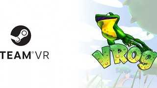 VRog available on Steam. Release discount 40% off