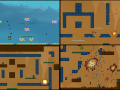 One Year of Development on Cavern Crumblers