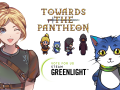 Towards The Pantheon Devlog #18 - Greenlight Campaign, New Trailer, Podcast Interview, and Screensho