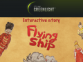Flying ship on Steam Greenlight