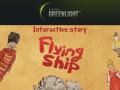 Flying ship on Steam Greenlight