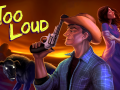 Too Loud on Steam Greenlight