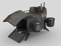 Floatlands devblog #30 - 3d modeling for Floatlands
