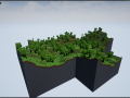 Protect Ed - Endless Voxel Terrain Option