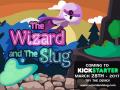 Kickstarter draft - The Wizard and the Slug (platformer)