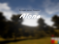 Introducing Alone, a first person survival game