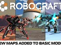 6 Maps Added to Basic Mode