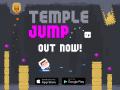 Temple Jump - Indie Pixel Platformer Released on App Store and Google Play