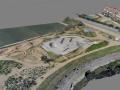 Latest news: La Poma bikepark scanned and retopology!