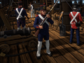 Developer Blog 5 & 6 - Classes! Infantry Officers, Marines & Sailors