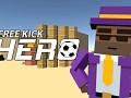 """FreeKick Hero"" is released"