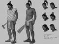 Concept arts - Aztecs
