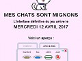 Nouvelle interface le 12 Avril 2017