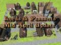 Lords & Peasants Mid April Update