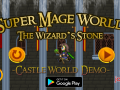 Super Mage World - jump n run - Castle World Demo (PC)