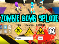 Zombie Bomb Splode Now Available on App Stores Worldwide