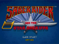 Saber Rider and the Star Sheriffs game demo available